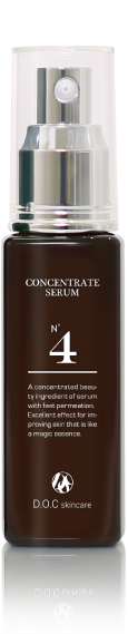 No.4 CONCENTRATE SERUM